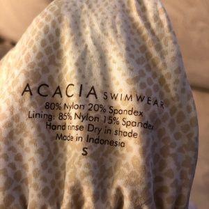 acacia swimwear Swim - Acacia Cannons Top